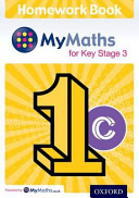 MyMaths: for Key Stage 3: Homework Book 1C (Pack of 15)