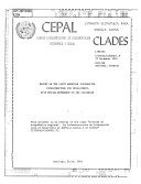 Report On The Latin American Information Infrastructure For Development With Special Reference To The Caribbean
