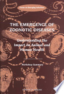 The Emergence of Zoonotic Diseases Book