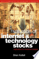 Valuation of Internet and Technology Stocks