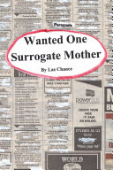 Pdf Wanted One Surrogate Mother