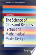 The Science Of Cities And Regions
