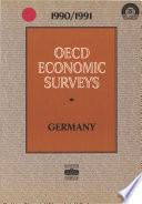 Oecd Economic Surveys Germany 1991