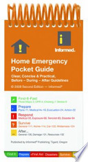 Home Emergency Pocket Guide