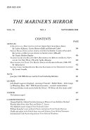 The Mariner s Mirror