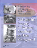 Radiographic Imaging for Regional Anesthesia and Pain Management Book