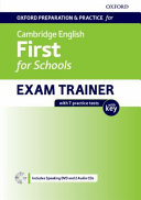 CAMBRIDGE ENGLISH FIRST FOR SCHOOL STUDENT S BOOK WITH KEY PACK