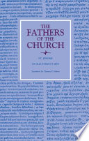 On Illustrious Men The Fathers Of The Church Volume 100