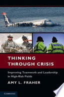Thinking Through Crisis Book