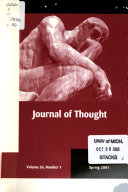 Journal of Thought