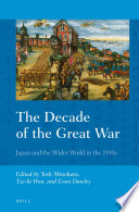 The Decade of the Great War