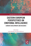 Eastern European Perspectives on Emotional Intelligence