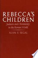Rebecca   s Children