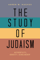 The Study of Judaism