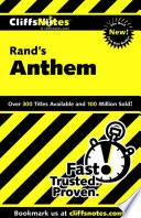 CliffsNotes on Rand s Anthem