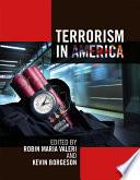 Terrorism in America Book