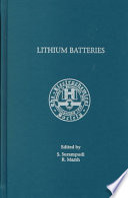Proceedings Of The Symposium On Lithium Batteries