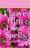 I Love Him Love Spells: Pdf