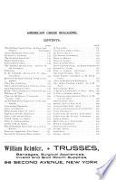 American Chess Magazine