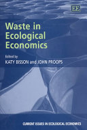 Waste in Ecological Economics