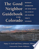 The Good Neighbor Guidebook for Colorado
