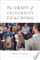 The Craft of University Teaching