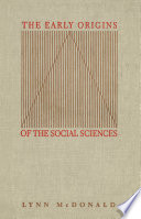 Early Origins of the Social Sciences