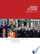 Council Of Europe Highlights 2015