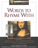 Pdf Words to Rhyme with