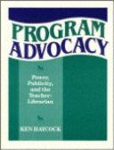 Program Advocacy Book