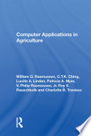 Computer Applications In Agriculture