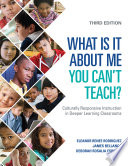 What Is It About Me You Can t Teach  Book