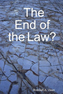 Pdf The End of the Law?