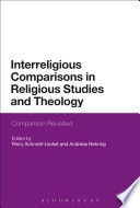 Interreligious Comparisons In Religious Studies And Theology