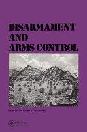 Disarmament and Arms Control