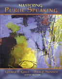 Mastering Public Speaking Book