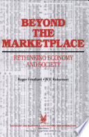 Beyond The Marketplace