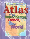 The New Millennium Atlas of the United States  Canada   the World