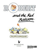 Robert and the Red Balloon