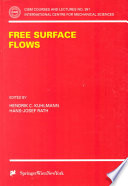 Free Surface Flows