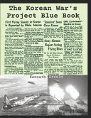 The Korean War s Project Blue Book Book