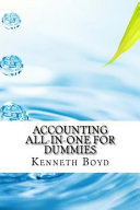 Accounting All In One for Dummies Book