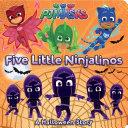 Five Little Ninjalinos Pdf/ePub eBook