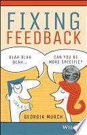 Fixing Feedback Book PDF