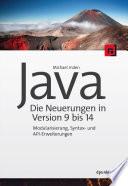 Java Die Neuerungen In Version 9 Bis 14