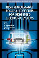 High Performance Logic And Circuits For High speed Electronic Systems