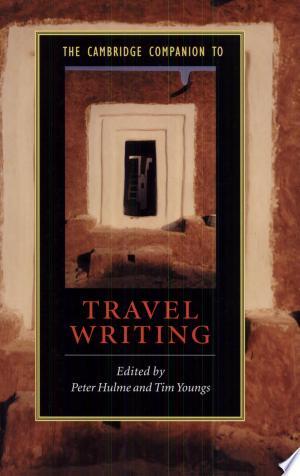 The+Cambridge+Companion+to+Travel+Writing