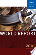 World Report 2005  : Events of 2004