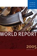 World Report 2005: Events of 2004