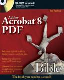 Adobe Acrobat 8 Pdf Bible